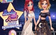 Barbie Und Ariel Galaxy Fashionistas