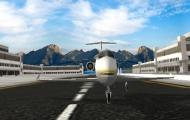 Flugzeug Simulation: Island Travel