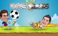 Fußball Legenden Valentinsausgabe