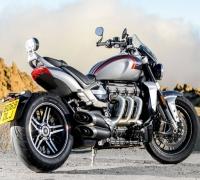 2020 Triumph Rocket Slide spielen