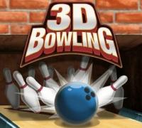 3D Bowling spielen