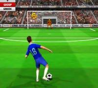 3D Euro Freistoß 2019 spielen