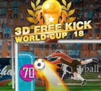 3D Freistoß Weltcup 18 spielen