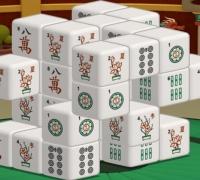 3D Mahjong spielen
