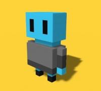 3D Pixels spielen