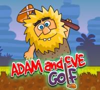 Adam Und Eva : Golf spielen