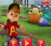 Alvin Vs Monsters spielen