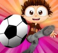 Angelo: Fußballtraining spielen