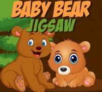 Baby Bear Jigsaw spielen