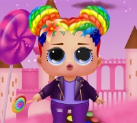 Baby Dolls Surprise Dress Up spielen