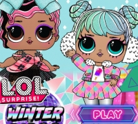 Baby Dolls Winter Disco spielen