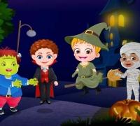 Baby Hazel Halloweennacht spielen