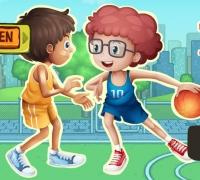 Basketball Meister spielen