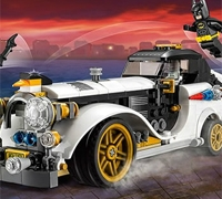 Batman Lego Car Differences spielen