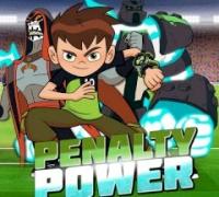 Ben 10 Penalty Power spielen