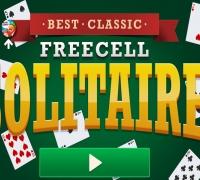 Best Classic Freecell Solitaire spielen