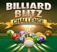 Billard Blitz Herausforderung spielen