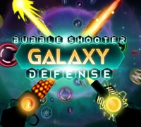 Bubble Shooter Galaxy Defense spielen
