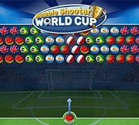 Bubble Shooter World Cup spielen