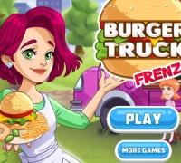 Burger-Lkw-Raserei Usa spielen