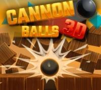 Cannon Balls 3D spielen