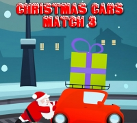 Christmas Cars Match 3 spielen