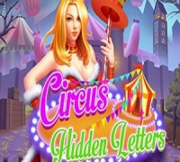 Circus Hidden Letters spielen