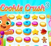 Cookie Crush 3 spielen