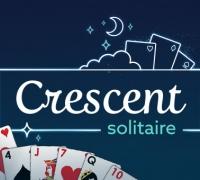 Crescent Solitaire spielen