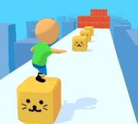 Cube Surfer spielen