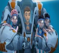 Die Nektons: Unterwasser-Abenteuer spielen