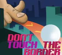 Do Not Touch The Border spielen