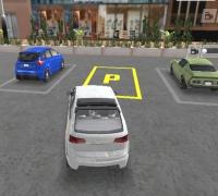Echt Auto Parken 3D spielen