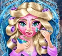 Elsa Frozen Wirkliche Umarbeitung spielen