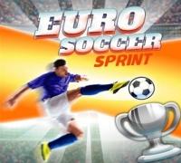 Euro Fußball Sprint spielen