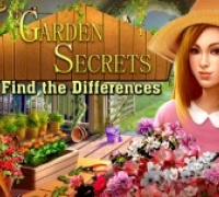 Garden Secrets - Find The Differences spielen