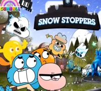 Gumball Snow Stoppers spielen