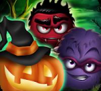 Halloween Monster Match spielen