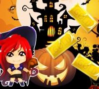 Halloween Slide Puzzle spielen