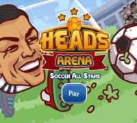 Heads Arena: Fußball All Stars spielen