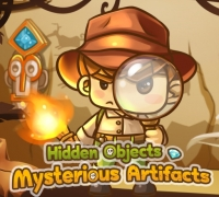 Hidden Object Mysterious Artifact spielen