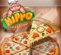 Hippo Pizza Chef spielen
