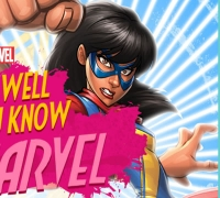 How Well Do You Know Ms. Marvel ? spielen