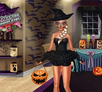 Ice Princess Halloween Preps spielen