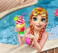 Ice Princess Pool Time spielen