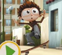 Igra Angelo: Mega Skate Online spielen