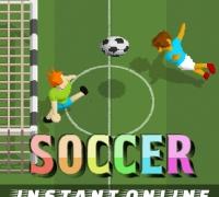Instant Online Soccer spielen
