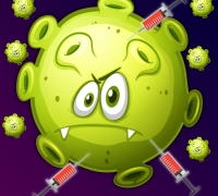 Kill The Coronavirus spielen