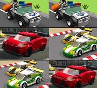 Lego Car Memory spielen
