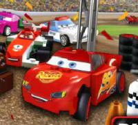 Lego Cars Memory spielen